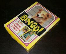 1991 PACIFIC BINGO! MOVIE TRADING CARDS WAX BOX NON-SPORT (36) PACKS
