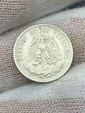 1921 Mexico 20 Centavos
