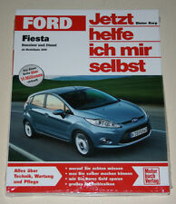 Reparaturanleitung Ford Fiesta ´09 / ´12, ab Baujahr 2008