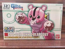 NEW NYCC HG Gunpla Expo Limited Builders GPB-04B Pink Beargguy 1/144 Bandai