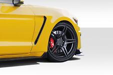 2015-2016 Ford Mustang GT350 Look Fenders 2 pc 112595