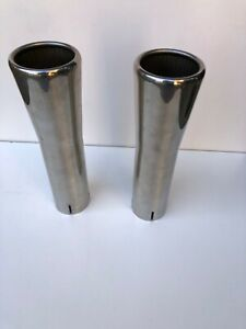 Ford Mustang GT Exhaust Tail Pipes Trumpet