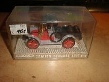 Minialux 1/43  #10  Camion Renault 1910       MIB