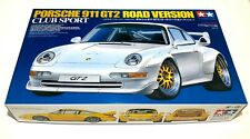 Tamiya 1/24  Porsche GT2 (Road Version) #24247 Model Kit