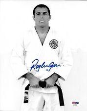 Royler Gracie Signed 8x10 Photo PSA/DNA COA UFC Pride FC 2 Picture Jiu-Jitsu BJJ