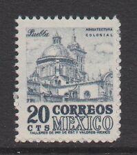 Mexico Sc#1054 Architecture Definitive, 1973, MNH VF
