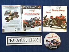 Tourist Trophy The Real Simulator Riding Play Station 2 BUENA CONDICION