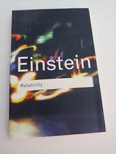 Relativity (Routledge Classics) by Einstein, Albert Paperback