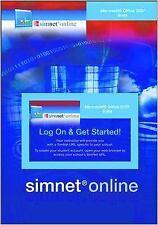 Simnet Online: Microsoft Office 2007 Suite