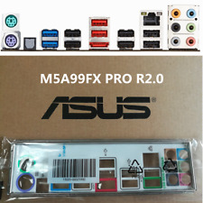 NEW Original i/o shield for ASUS M5A99FX PRO R2.0 backplate #T2322 YS
