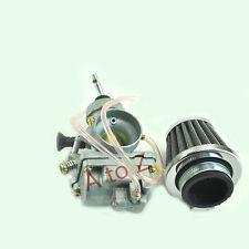 New Carburetor W/ Air Filter for Suzuki RM65 2003-2005 RM80 DRZ110 Carb