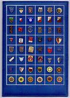 pin badge anstecknadel HANDBALL 48 DIFFERENT PINS ON TABLE  Yugoslavia