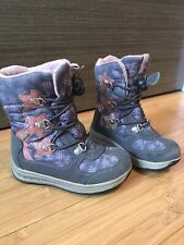 Geox Toddler Girl Boots Grey Size 8.5