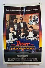 "Diner -1982-Original theater ""one-sheet"" movie poster-NSS 820061"
