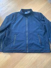 Hackett Aston Martin Soft Shell Jacket In Navy