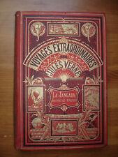 7193 Jules Verne : La Jangada Hetzel  Premier tirage