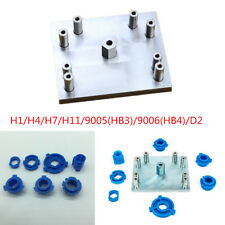 Headlight Retrofit Mounting Moulds Plate for Q5 Koito Hella 3/5 Projector Lens