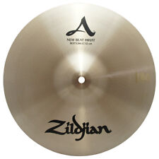 "Zildjian A0132 13"" Beat Hihat Bottom Cast Bronze Cymbal Solid Chick Sound - Used"