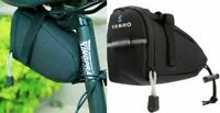 Waterproof Bicycle Back Bag Saddle Reflective Cycling Seat Tail Seatpost Pouch