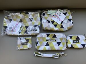 NWT Jujube Olive Juice LOT: Be Set , Be quick, coin purse JuJuBe