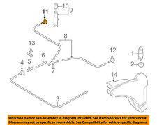 PORSCHE OEM 05-12 911 Washer-Headlight Head Light-Hose Connector 99762820400