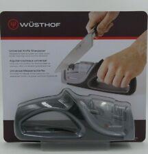 Wusthof Sharpener 4-Stage Hand Held for Standard & Asian Style Knives ✅BRAND NEW