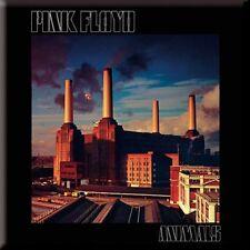"""PINK FLOYD Animals fridge magnet 3"""" square metal gift free UK P&P"""