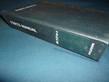 HYUNDAI HL757TM-7 WHEEL LOADER PARTS MANUAL BOOK CATALOG