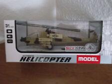 Helicopter Armee mit Geräusch Braun/Bage