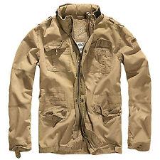 Brandit - Britannia Jacket Jacke Herren Feldjacke Used Look