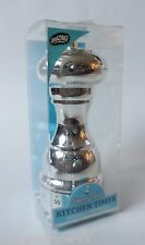 Cupcakes & Cartwheels Pepper Mill Grinder Kitchen Timer NEW