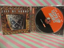 LIFE OF AGONY The Best Of CD