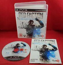 Red Faction: Armageddon (Sony PlayStation 3) VGC