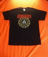Soundgarden Saw Badmotorfinger T Shirt XL Vintage Fruit of the Loom DEADSTOCK