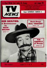 1967 TV NEWS Magazine • RED SKELTON with OZZIE & HARRIET