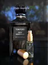 AUTHENTIC!! TOM FORD PRIVATE BLEND OUD MINERALE 5ml SPRAY