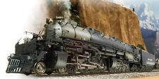 Spur H0 - Dampflok BIG BOY 4-8-8-4 unlettered mit Sound und Rauch - 4383 NEU