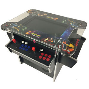 Arcade Rewind 3 sided Cocktail Table Top Arcade Machine new 24 Months Warr