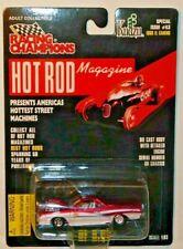 RACING CHAMPIONS HOT ROD MAGAZINE 1986 EL CAMINO
