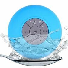 Waterproof Wireless Handsfree Speakers, For Showers, Bathroom, Pool, Car, Beach