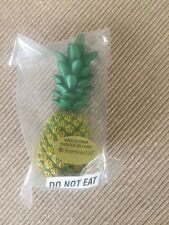 "American Girl GOTY Lea's Pineapple fruit 18"" doll NEW from beach set"