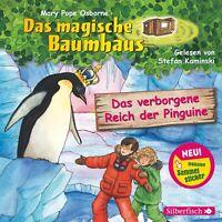 DAS MAGISCHE BAUMHAUS - DAS VERBORGENE REICH DER PINGUINE  CD NEU