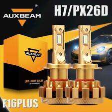 AUXBEAM H7 LED Headlight Bulbs Conversion Kits 70W 7000lm 6000K High Brightness