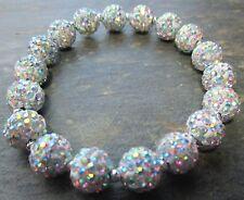 *Bling* *Bling*Crystal-Rhinestone-Iridescent-Bracelet
