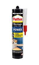 Pattex Montage Kraftkleber Power weiß 370g
