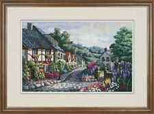 Memory Lane - Scenic Picture - Counted Cross Stitch Kit - Gold Collection Kit