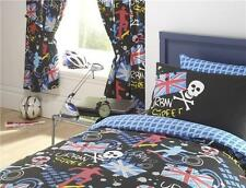 Unbranded Cotton Blend Curtains & Pelmets