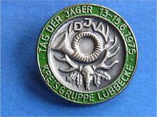 DJV distintivo giorno dei cacciatori Lübbecke 1975