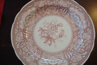 """THE SPODE ARCHIVE COLLECTION Collector plate Georgian Series, """"Floral"""" pattern"""