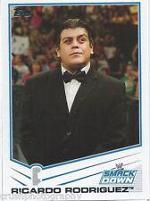 Ricardo Rodriguez 2013 WWE Topps Triple Threat Trading Card #74 Smackdown